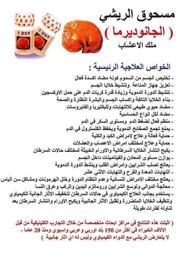Pin By عالم الصحة والثراء Network Mar On Dxn