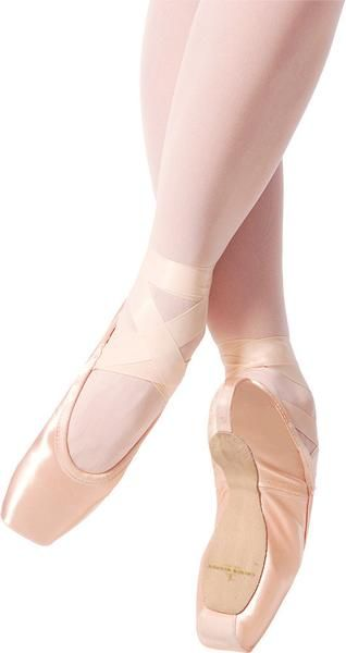 GAYNOR MINDEN - EXTRA FLEX SHANK POINTE SHOES WOMENS Shop more pointe shoe styles at www.dancewearcentre.com $149.99 CAD #pointe #pointeshoes #dance #ballet #ballerina #dancers