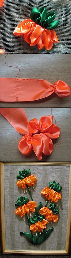 Iğne master sınıfları - nakış şeritler renk / Nakış şeritler / PassionForum Master sınıfı