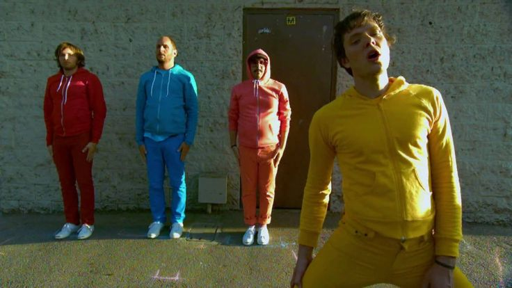 OK Go - End Love - Official Video ( The real star of this video is not OK but, Maria the #goose,lol. Enjoy. )