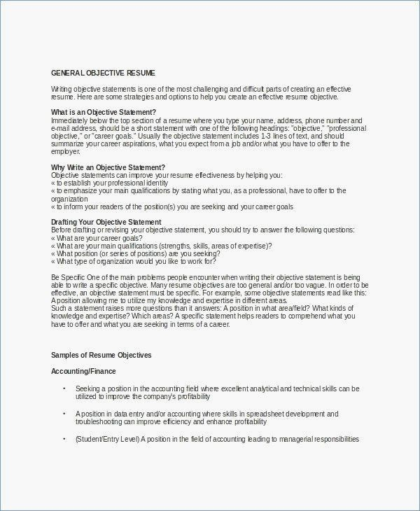 73 Awesome Stock Of Resume Summary Examples For Teller Resume