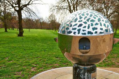 Freeman Family Fountain in Hyde Park