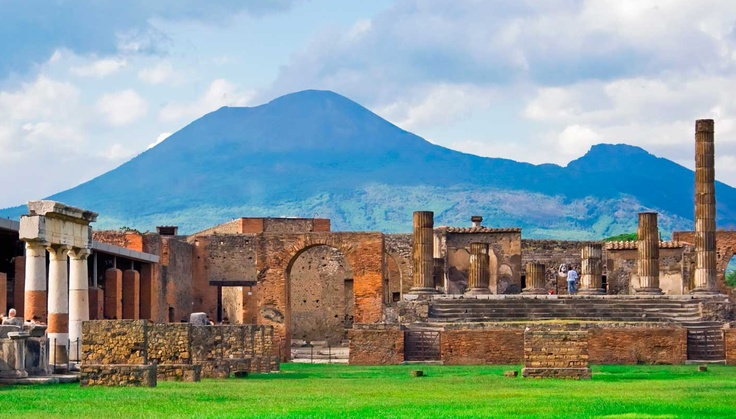 Pompeya- Adquirida por Europamundo