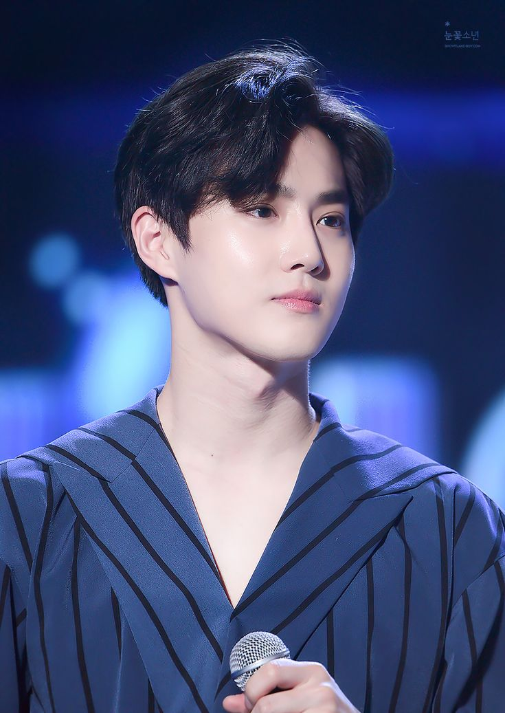 SUHO - 1ST SORIBADA BEST K-MUSIC AWARDS #EXO