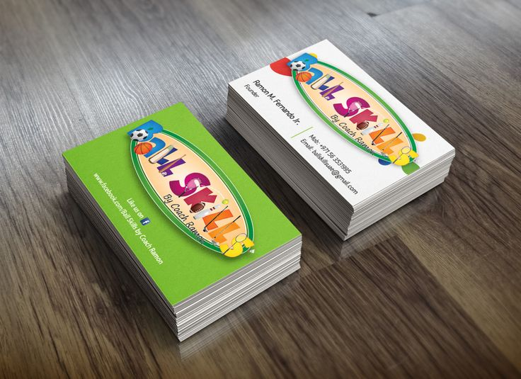 Sample Business Card Printing for Ball skills by Coach Ramon V2 Media & Advertising SERVICES: #Logos #Design & #Layout #PaperBags #Brochures #Leaflets & #Flyers #Business #cards #Posters #Stickers #PopUp #Banners #RollUp #print #printing #printingpress #dubai #cheap #affordable #quality  For sample output visit our website 🌐 www.v2media.ae Or Contact us ☎️ + 971 4 320 5511