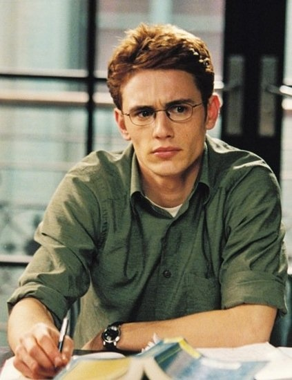James Franco in Spider-Man (see all of his movie pictures on POPSUGAR Entertainment)
