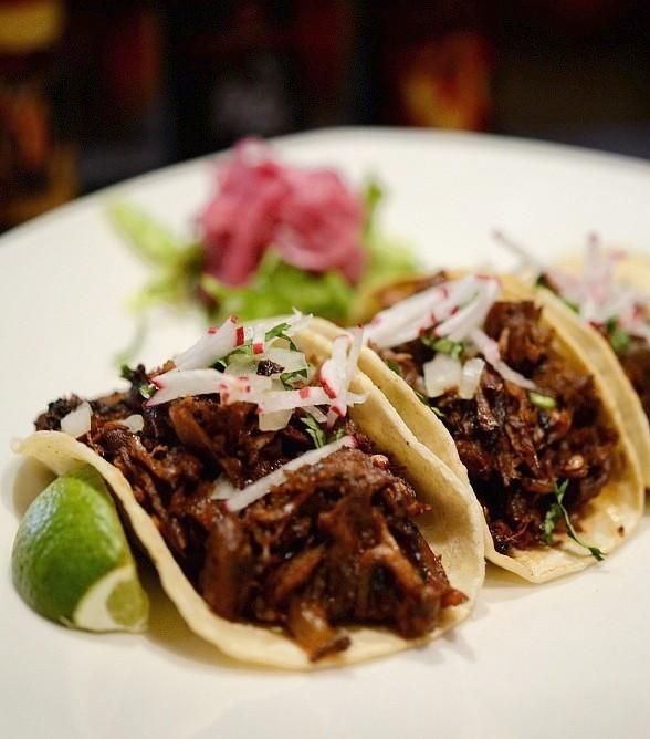 Corporate Executive Chef Saul Ortiz has developed mouthwatering new appetizers and entrées, available now at Tacos & Tequila (T&T) at Luxor Hotel and Casino. The popular Mexican restaurant has also introduced a few flavorful new cocktails selections to the drink menu.