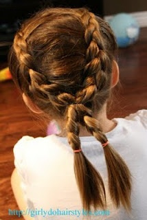 Hairstyles: Hairstyles My Girlies, Doable Hairstyles, Beautiful Hairstyles, Hair Styles, Little Girl Hairstyles, Fav Hairstyles, Girls Hairstyles, Braids Finishing