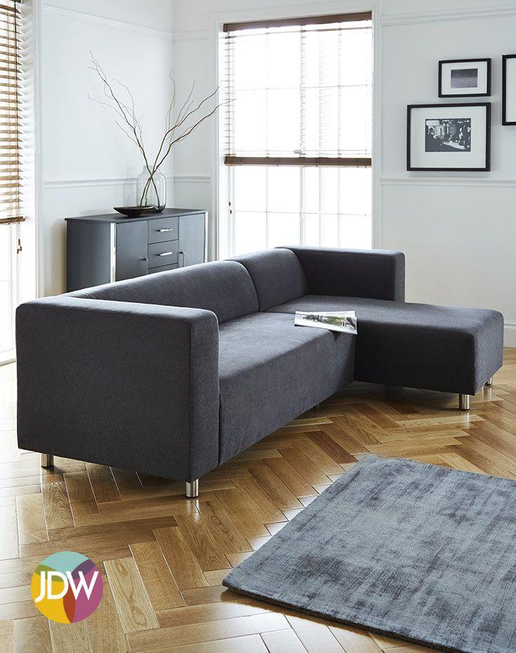 Modern And Stylish Corner Sofa Divan