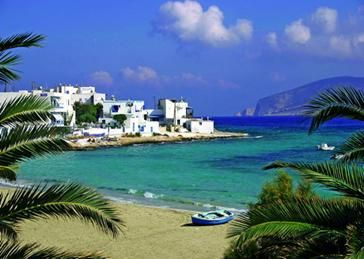 Koufonisia is a former community in the Cyclades, Greece.