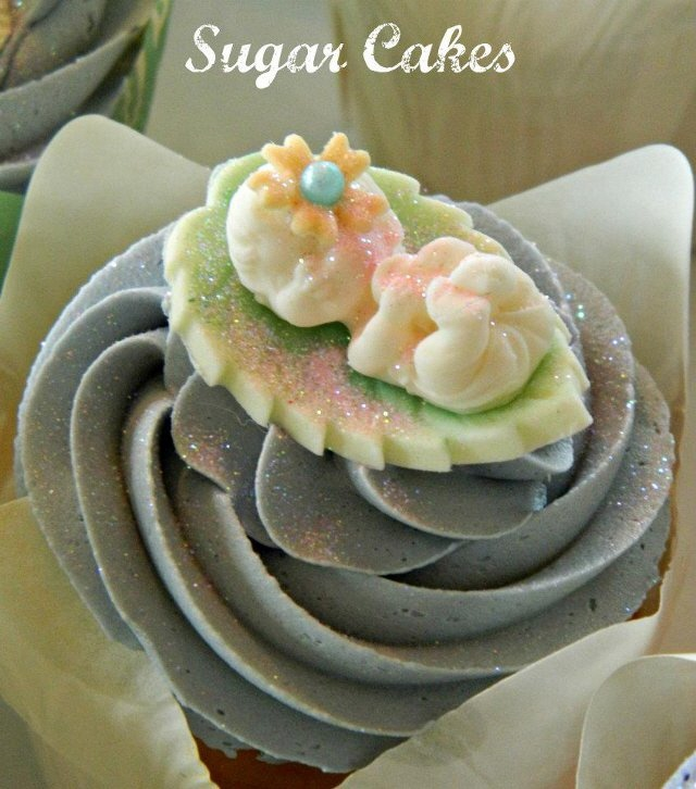 Sugar Cakes newborn