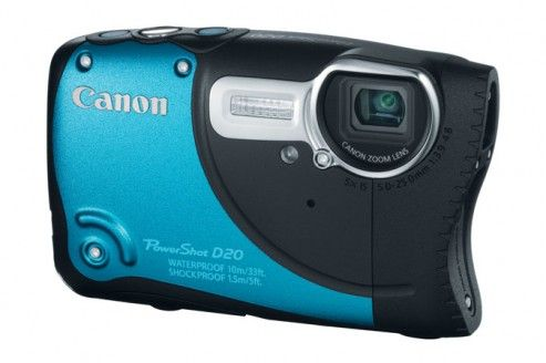 A good all around camera to save memories. D20: Canon All Weather Rugged Compact Digital Camera