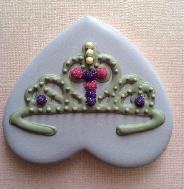 Suzanne...  princess tiara