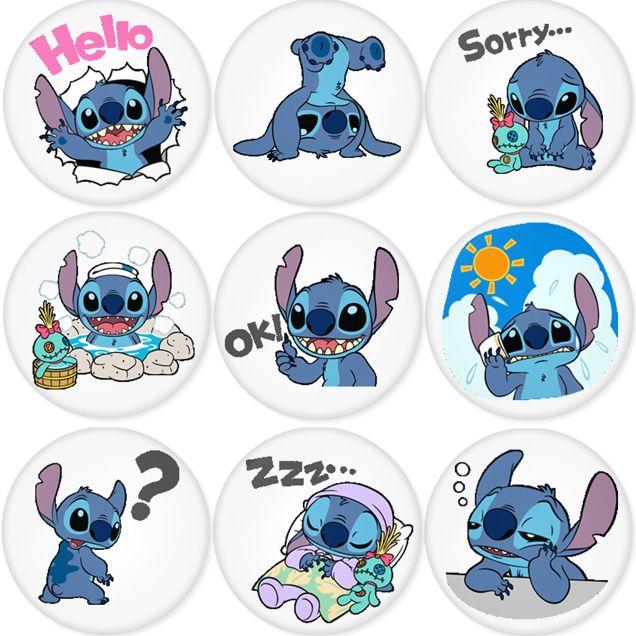 Mejores 7 imágenes de Stitch en Pinterest | Lilo stitch, Puntadas y ...