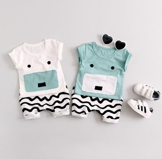 2 Piece Cute Face Summer Set/ Baby Shorts and t shirt/ Baby Set/ Baby Animal Face Print/ Baby Summer Clothes/ Baby Shower Summer Theme/ Puppy Theme Baby Party Gift/ Puppy Theme Baby Nursery Decoration/ Newborn Baby Outfit/ Modern Baby Clothes/ 0-12 Months Baby/ Baby Animal Face Clothing/ Baby Animal Face Clothing Sets/ Animal Print Baby Shower Ideas