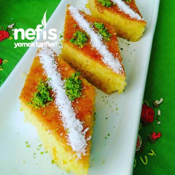 Portakallı Revani (Mis Kokulu) #portakallırevani #şerbetlitatlılar #nefisyemektarifleri #yemektarifleri #tarifsunum #lezzetlitarifler #lezzet #sunum #sunumönemlidir #tarif #yemek #food #yummy