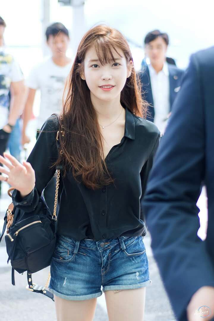 IU Airport Fashion