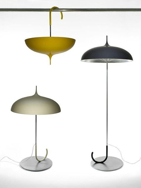 Fancy   Come Rain Or Come Shine Lamp By Bunker Hill