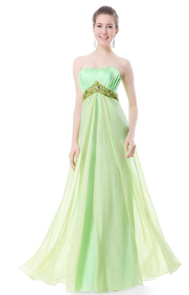 strapless-long-party-dress