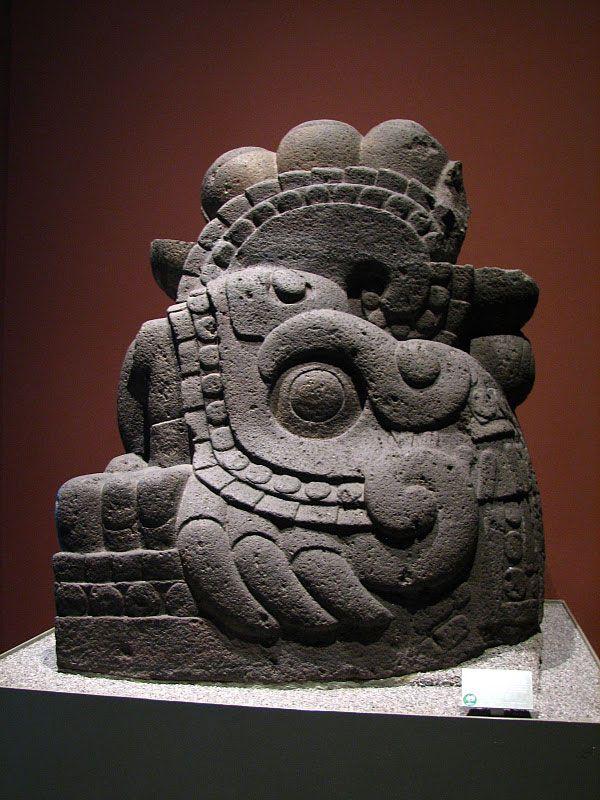 Артефакты ацтеков, ольмеков и майя