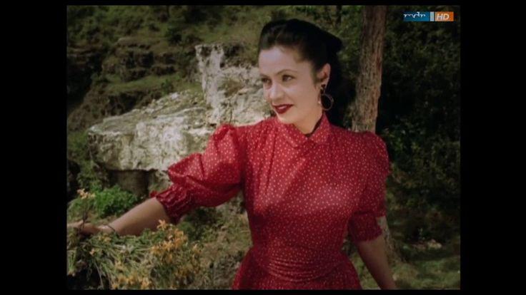 NEWW!!  Die schöne Müllerin Heimatfilm, BRD 1954