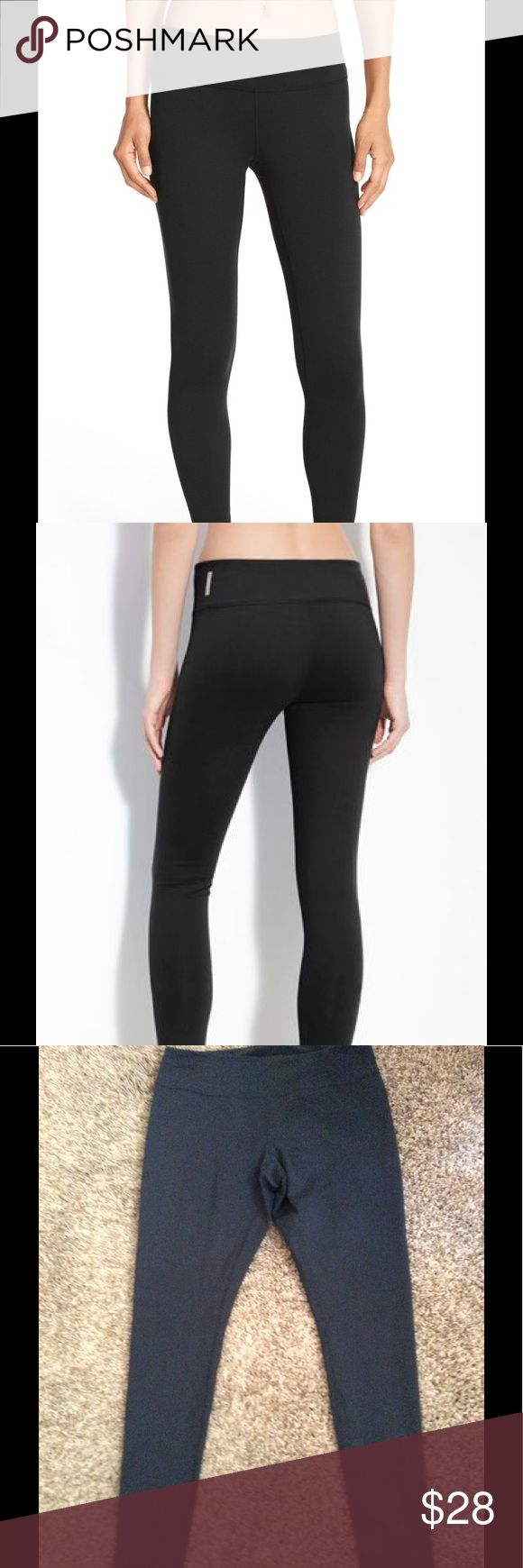 Zella Live In Leggings Great leggings for work out or lounging. Nice stretch! No stains of rips or fading. Zella Pants Leggings