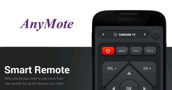 Smart IR Remote AnyMote v3.0.5 Apk ~ 23 gp king