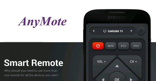 Smart IR Remote AnyMote v3.0.5 Apk ~ 23 gp king
