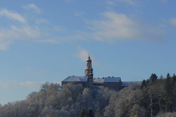Czech Republic, Náchod, castle, photo by Irena Škrabková