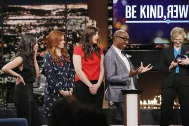 hollywood game night be kind rewind - courtesy NBC                                                                                                                                                                                 More