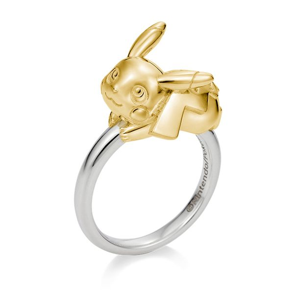 This Jewelry Won't Help Your Addiction To Pokemon Go