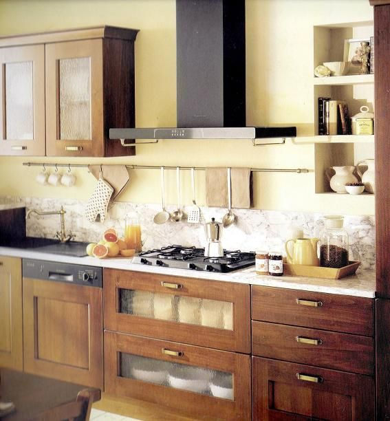 21 best linda cocina images on Pinterest | Kitchens, Apartments and ...