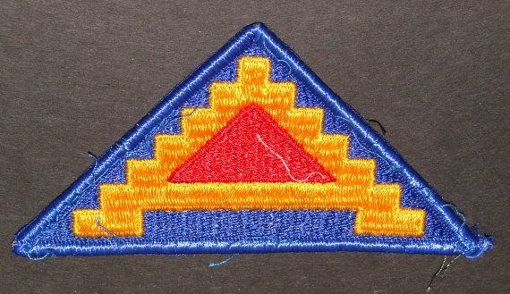 The Seventh United States Army Division Patch Shoudler Patch Collectible to wear or us as a prop or just collect  http://www.rarevintagecollectibles.com