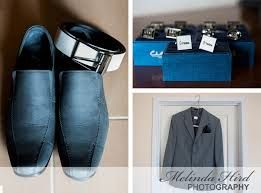 shoes and belt, maybe tie and cufflinks?