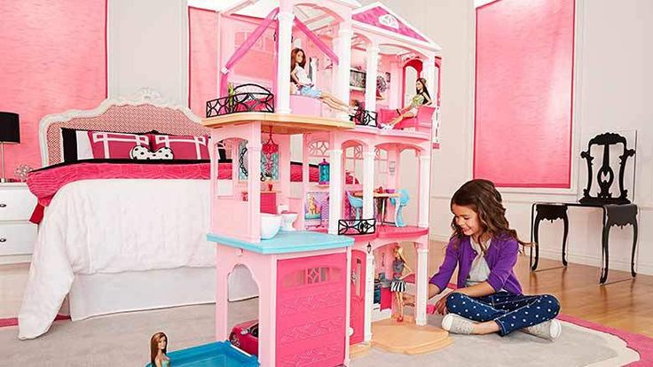 new barbie toys