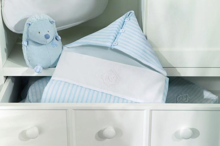 Garda collection  #Tartineetchocolat #garda #kids #blue #baby #hedgehog