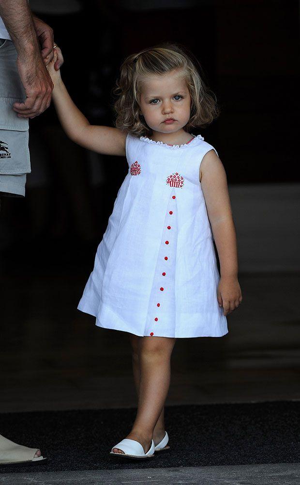 Un recorrido por el estilo real de las princesas de España.
