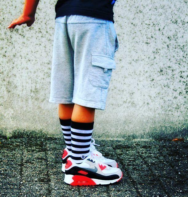 Mein Sohn liebt seine Nike!  Thx @footlockereu & @stanceeurope