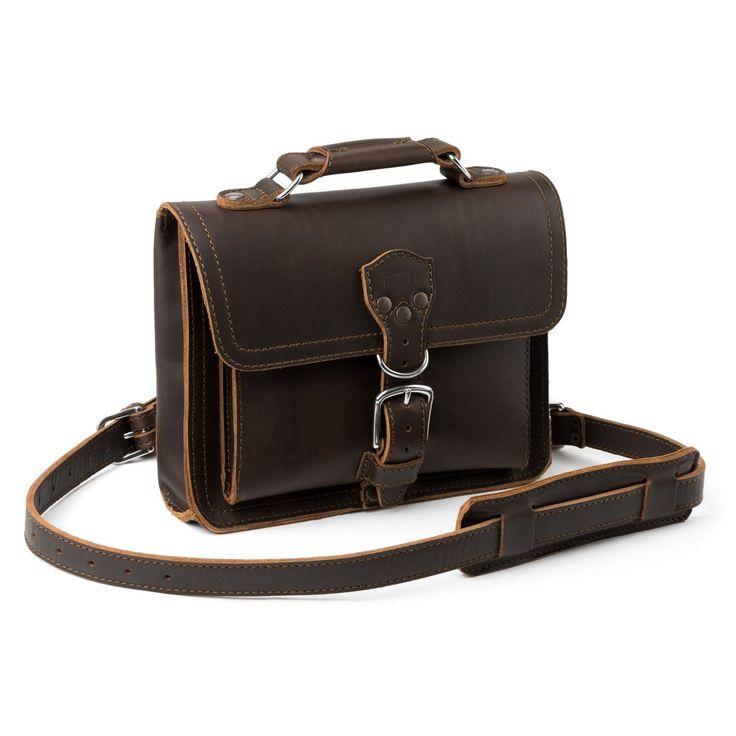 Leather Tablet Bag - Leather iPad Bag | Saddleback Leather Co.