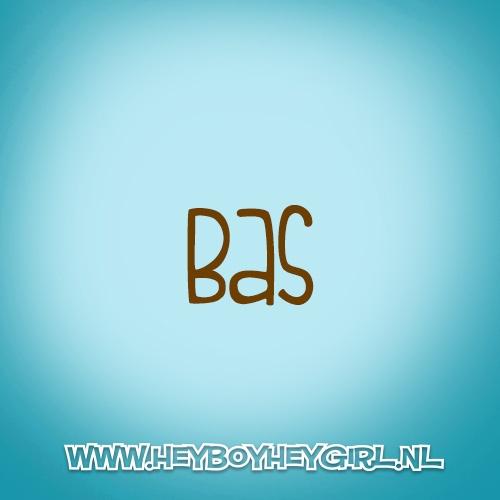 Bas (Voor meer inspiratie, en unieke geboortekaartjes kijk op www.heyboyheygirl.nl)
