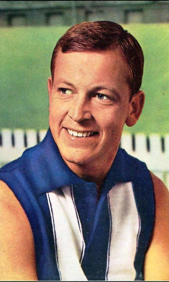 Allen Aylett. Played 1952-1964. Games North Melbourne 220. Administrator for North Melbourne and the VFL.