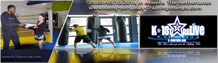 29.09.- 03.10.2014 Remy Bonjasky Trainingscamp