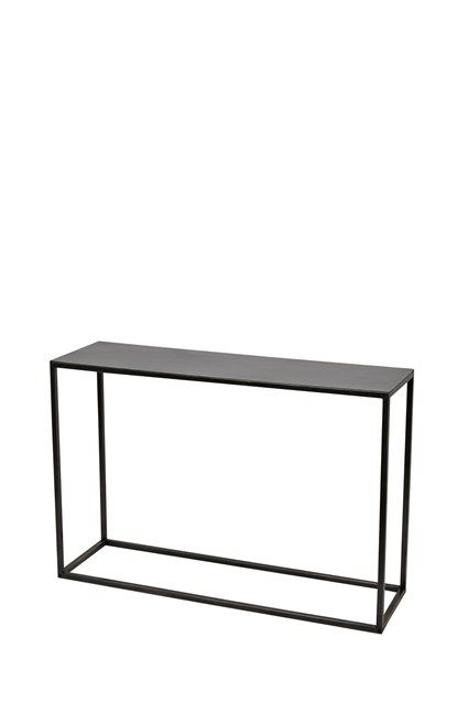 Gunmetal Console Table | Furniture | French Connection