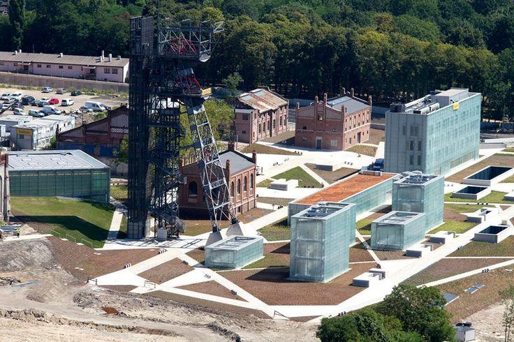 Muzeum w Katowicach w budowie #katowice #museum #silesia #slask #industry