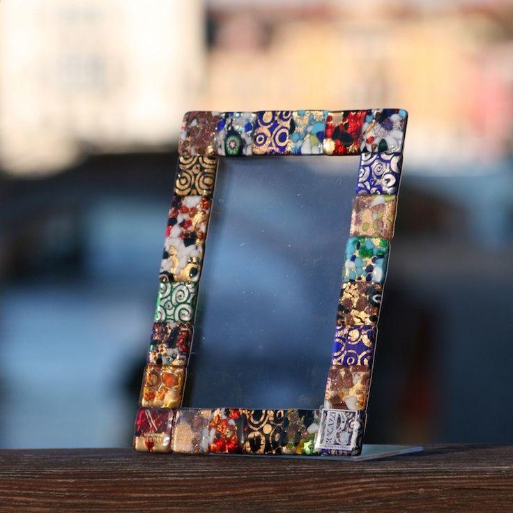 PATCHWORK SMALL #yourmurano #muranoglass #bedroom #pictureframe