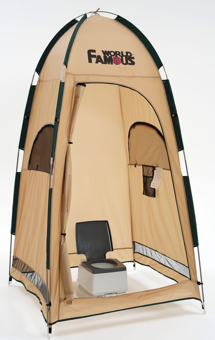 Portable Privacy Shelter For Boats : Best camping shower toilet tents images on pinterest
