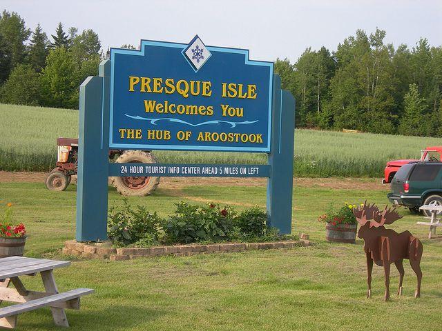 16 best Presque Isle/Patten, Maine images on Pinterest | Maine ...
