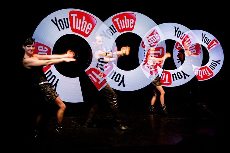 Visual Pixel Poi Dancers with YouTube logo.  Visual Pixel Poi technology (also known as graphic juggling with LED poi) enables dancers and performers to display graphic elements during the performance that will become a part of the fire or uv light show.  http://antaagni.com/visual-pixel-show/