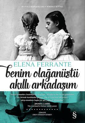 """Benim Olağanüstü Akıllı Arkadaşım - Elena Ferrante PDF e-Kitap indir   Elena Ferrante - Benim Olağanüstü Akıllı ArkadaşımePub eBook Download PDF e-Kitap indir Elena Ferrante - Benim Olağanüstü Akıllı ArkadaşımPDF ePub eKitap indir Napoli Romanları - Birinci Kitap Kimliğini ısrarla gizlemesiyle adeta bir efsane haline gelen müstear isimli Elena Ferrante'nin dört ciltten oluşan """"Napoli Romanları"""" sadece İtalya'da değil tüm dünyada fenomen olarak kısa sürede 22 dile çevrildi. Bugün milyonlarca…"""