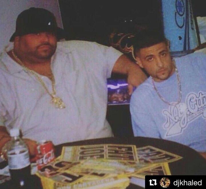 Big Pun and Dj Khaled